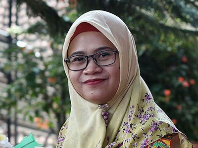 Annisa Sholikhati Agmi, S.Pd.